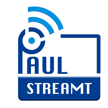 Paul streamt Logo